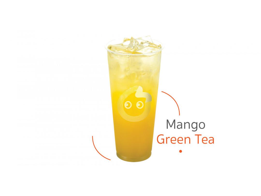 ชาเขียวมะม่วง