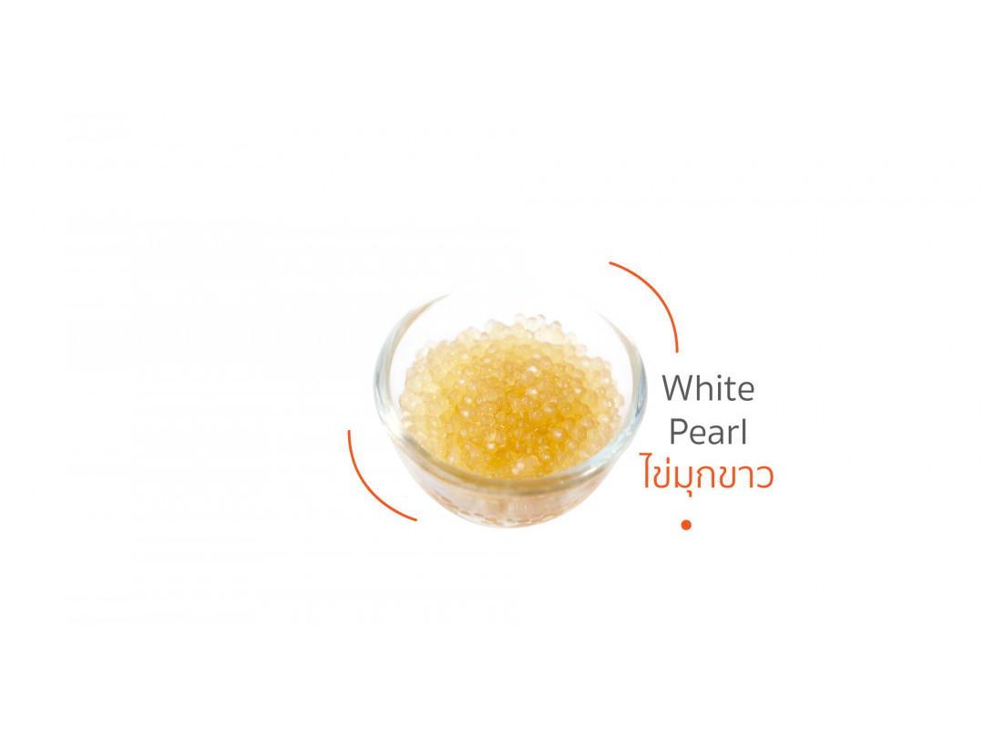 ไข่มุกขาว