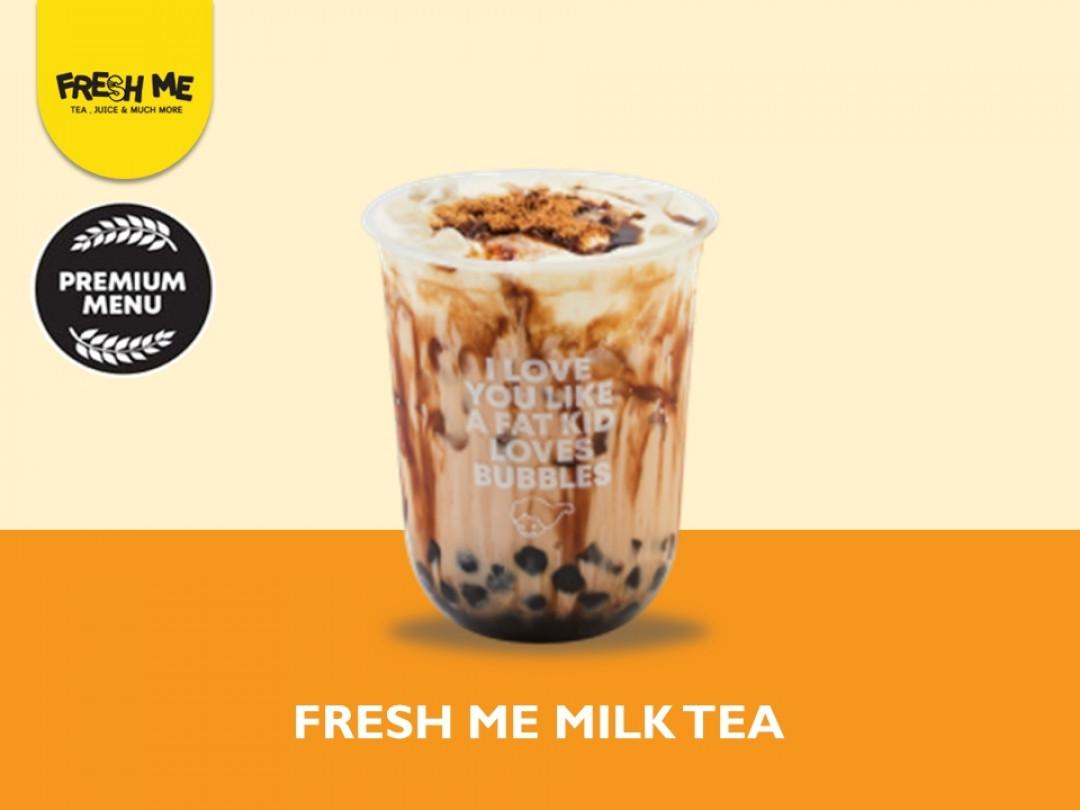 Fresh Me Milk Tea