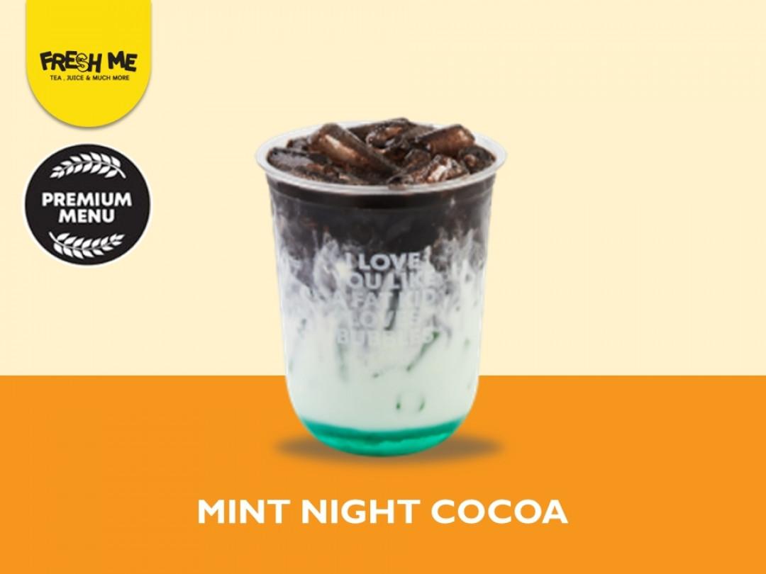 Mint Night Cocoa
