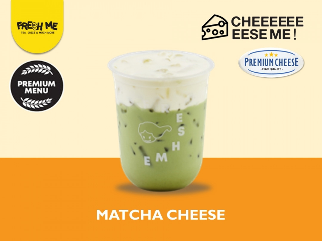 Matcha Cheese