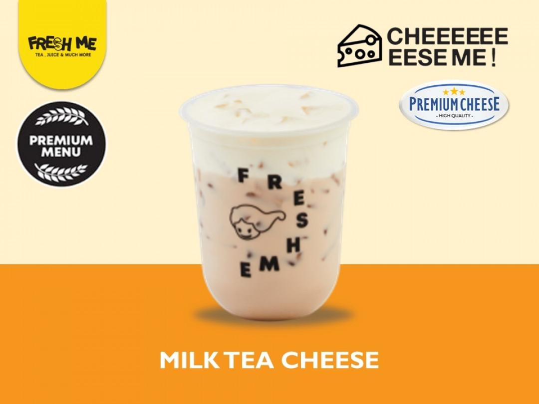 Milk Tea Cheese