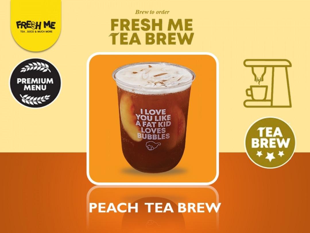 Peach Tea Brew