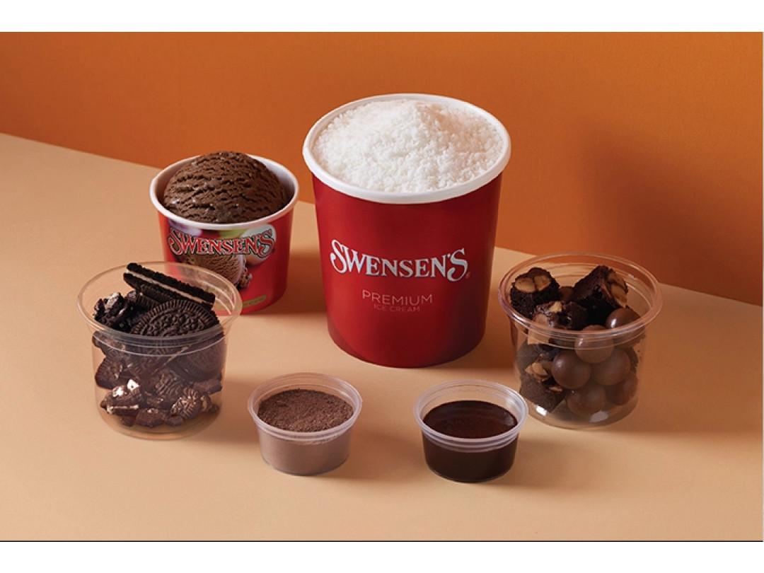 Chocolate Overload Bingsu