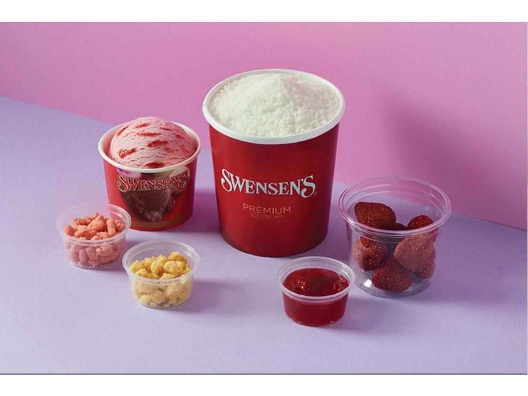 Very Strawberry Overload Bingsu